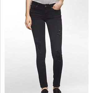 NWT Calvin Klein Ultimate Skinny Ankle Jeans
